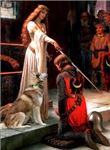 THE ACCOLADE<br>& Siberian Husky(RED)