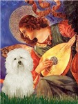 ANGEL WITH MANDOLIN<br>& Bolognese