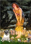 MIDSUMMER'S EVE<br>& Fawn Pug