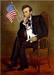 ABRAHAM LINCOLN<br>& Rat Terrier