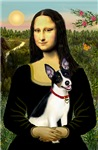 MONA LISA<br>& Rat Terrier
