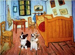 ROOM AT ARLES<br>& 2 Welsh Corgis
