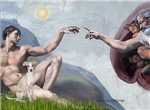 CREATION OF MAN<br>Italian Greyhound