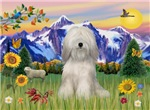 MOUNTAIN COUNTRY<br>& White Tibetan Terrier#2