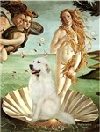 BIRTH OF VENUS<br>& Great Pyrenees
