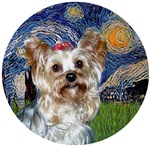 Yorkshire Terrier #13<br>Starry Night