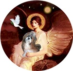 Shih Tzu #8<br>Seated Angel