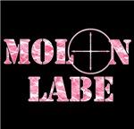 Pink Camo Molon Labe