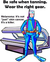 Wear the Right Tanning Gear
