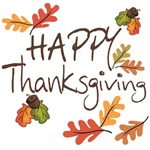 Happy Thanksgiving Apparel, Decor and Gifts