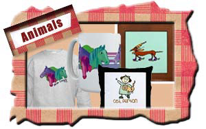 Animal Lover T-shirts & Gifts