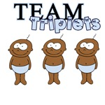 Team Triplets Clothing & Triplets Gifts