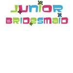 Groovy Jr. Bridesmaid T-shirts & Gifts
