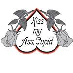 Anti Cupid T-shirts and Anti Vday Gear