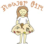 fall flowergirl gifts