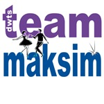 Team Maksim DWTS Shirts, Swag