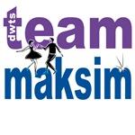 Team Maksim DWTS Shirts, Swag