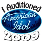 I  Auditioned American Idol T-shirts, Products