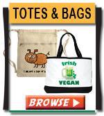 Vegan Totes and Bags