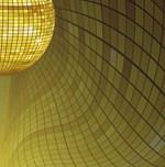 Disco Ball Shower Curtain & Home Decor