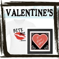 Valentines Jewelry, T-shirts and Gifts