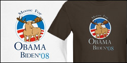Moose for Obama Biden
