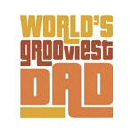 World's Grooviest Dad