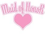 Maid of Honor: Classy Heart