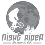 Bigfoot | Night Rider Sasquatch
