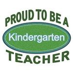 Proud Kindergarten Teacher