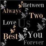 OYOOS US Love design