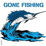 OYOOS Gone Fishing design