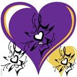 OYOOS Three Hearts design #1