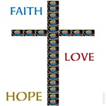 OYOOS Faith,Love,Hope, design