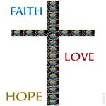 OYOOS Faith,Love,Hope, design