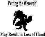 Petting the Werewolf