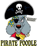 Pirate Poodle