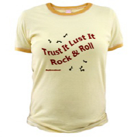 Trust it Lust It-Womans Shirts
