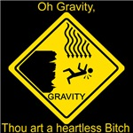 Sheldon's Gravity Joke
