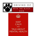 Driving Oz logo plus Keep Calm