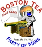Boston Tea Party of Mars