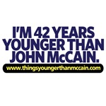 42 Years Younger...