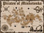 Lake Minnetonka Pirates Map