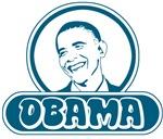 Obama (retro bubble)