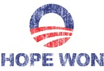 Hope Won (Obama) 