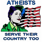 Atheists Serve Too