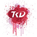 TKD Splatter Pink