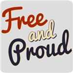 Free and Proud T Shirt