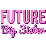 Future Big Sister T-shirts