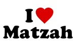 I Love Matzah T-Shirt